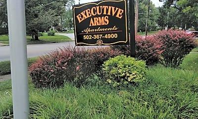 Executive Arms, 1