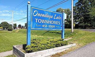Onondaga Lake Townhomes, 1