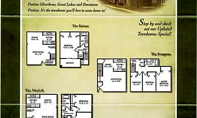 Pinewood Townhomes, 2