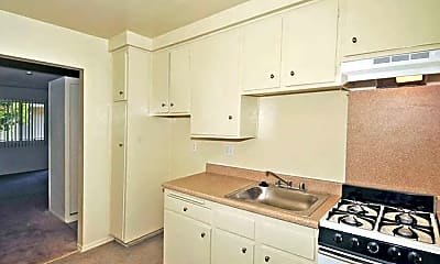 Kitchen, Country Villa Apartments, 1