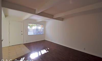 Living Room, 6125 Whitsett Ave, 1