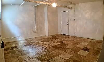 Living Room, 1454 Marion St., 1