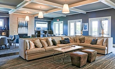 Living Room, Fairview at Town Center, 1
