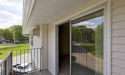 Patio / Deck, Riverview Oaks, 2