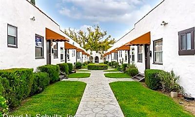 Building, 1129 E California Ave, 1