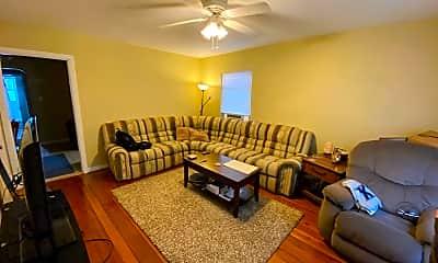 Living Room, 3708 Marburg Ave 4, 1