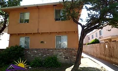 Building, 1126 T St, 1
