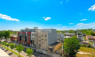 Building, 1629 L St NE 301, 2