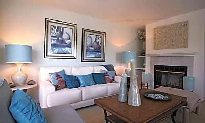 Living Room, Marina Bay Rentals, 1
