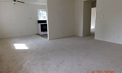 Living Room, 116 W 36th St, 1