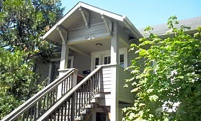 Building, 707 E 16th Ave, 1