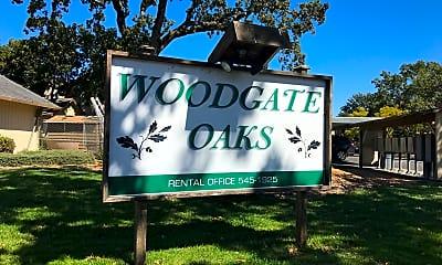 Woodgate Oaks, 1