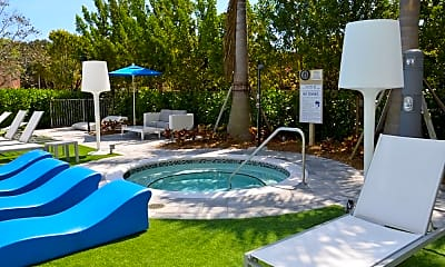 Pool, 988 SW 37th Ave, 2