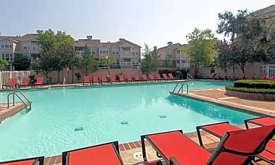 Pool, Steeplechase on Maple, 0