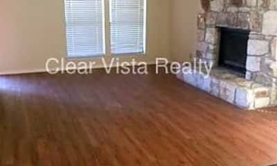 Living Room, 7305 Oak Meadow Drive, 2