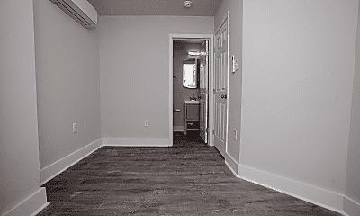 Bedroom, 2940 D St., 2