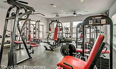 Fitness Weight Room, 600 13th St, 2
