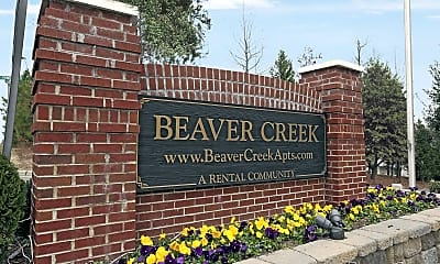 Community Signage, Beaver Creek Apartments and Townhomes, 2