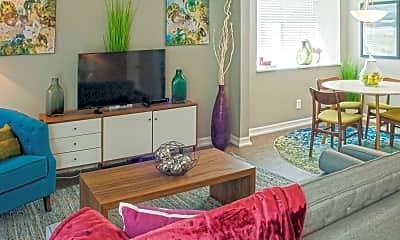 Living Room, The Arlington, 1