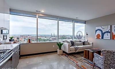 Living Room, 1300 E 15th St, 0