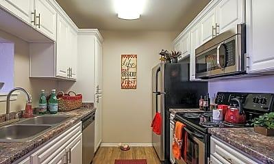 Kitchen, Sedona Peaks Apartments, 1