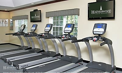Fitness Weight Room, Southwood Country Club, 2