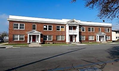 Building, 1701 B St, 1