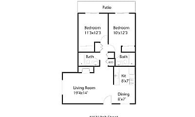 Bedroom, 4157 Utah St, 2