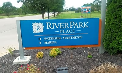 Waterside at Riverpark Place, 1
