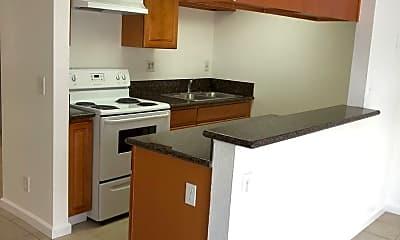 Kitchen, 1330 French St, 2