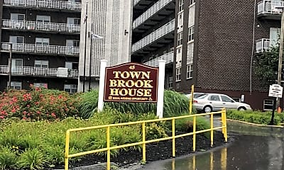 Town Brook House Apartments, 1