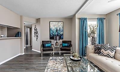 Living Room, Stonebridge Crossing, 1