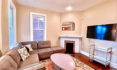Living Room, 3138 O St NW, 1