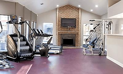 Fitness Weight Room, 1120 Mac Arthur Dr, 1