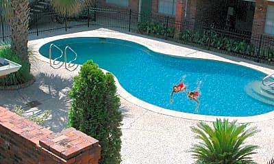 Chateau Terrace Garden Apartments, 1
