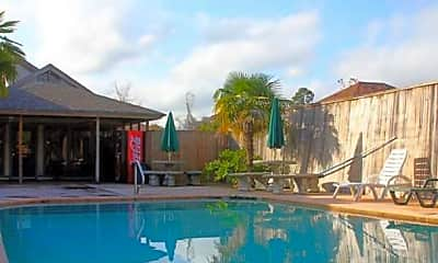 Pool, Creekwood Townhomes, 0