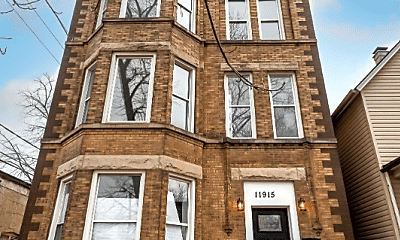 Building, 11915 S Lowe Ave, 1