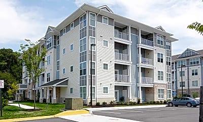 Building, Diamond North Apartments, 1