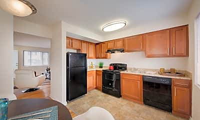Kitchen, Residences at Silver Hill, 0