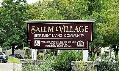 Salem Village, 1