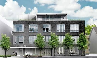 Building, Seventeen10 Apartments, 2