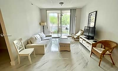 Living Room, 9805 NW 52nd St, 2