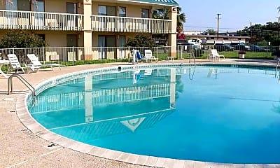 Pool, Siegel Suites San Antonio, 0