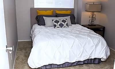 Bedroom, Martha Lake Apartments, 2