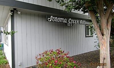 Patio / Deck, 877 Sonoma Ave, 1