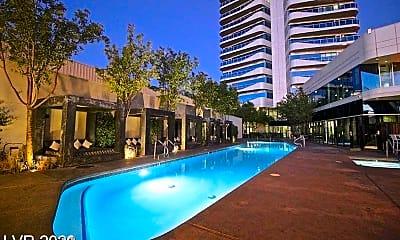 Pool, 4471 Dean Martin Dr 1105, 2