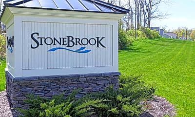 Community Signage, StoneBrook Townhomes & Cottages, 2