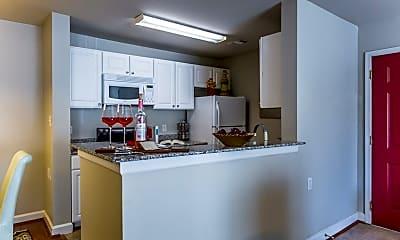 Kitchen, River Pointe Apartments, 1
