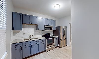 Kitchen, Room for Rent - Atlanta University Center Home, 0