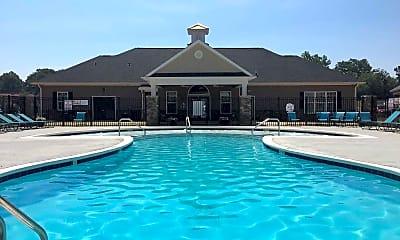Pool, Woodland Heights Of Greensboro, 1